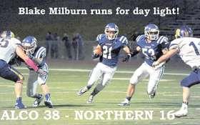 Milburn run NG 14