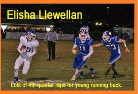 Llewellan run Boons 15