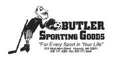 Butler's Sporting Goods