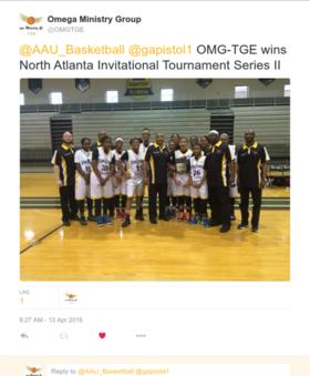 North Atlanta Invitational 2 Champs 2016