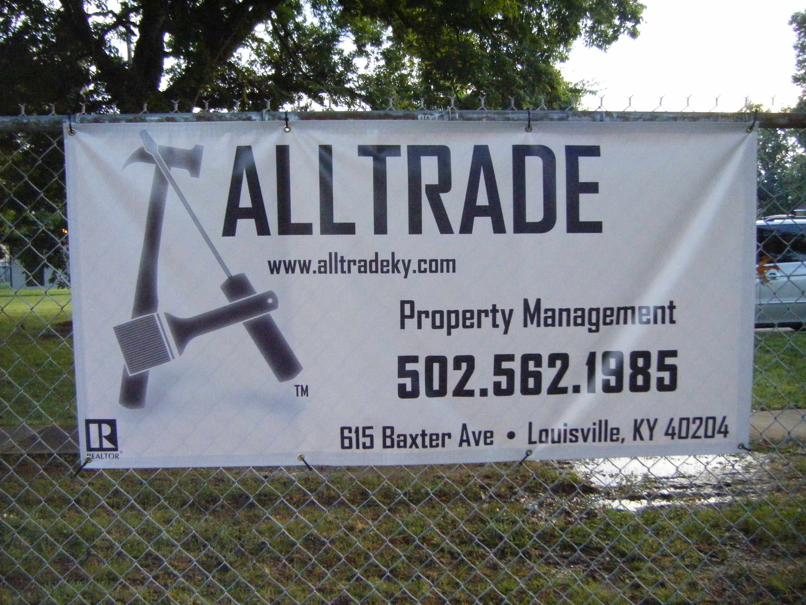 Alltrade banner