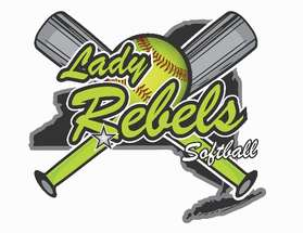 2015 NY Lady Rebels Logo