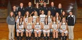 Lady Golden Bears 2014-2015