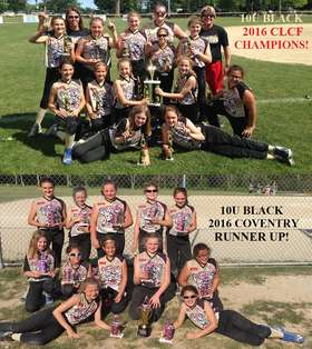 10U Black Champion n Runner Up