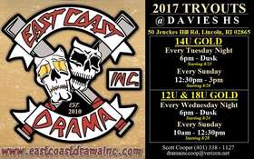 NEW 2017 Drama Open Tryouts