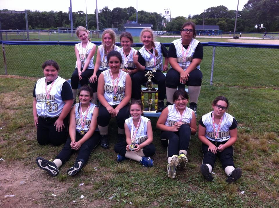 10U Gold 2nd Place Westerly RIu