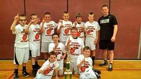 Coach Paranto's Grade 5 Champions 2013