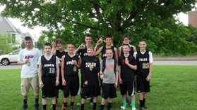 Grade 6 Champions in Burlington VT 2013