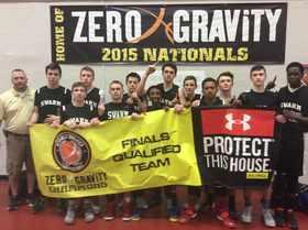 ZG Gold Rush Champions Spring 2015