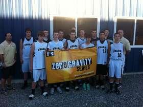 Grade 9 Zero Gravity Champions NH