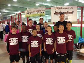 Grade 5 - Spartan's Fall Shootout Champs