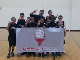 Grade 5 Basketbull Champions 2013