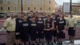Grade 8 Boston Warriors Champs