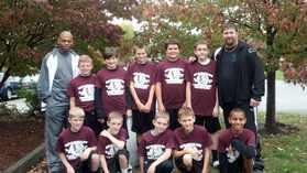 Grade 6 Champs Spartans Shootout