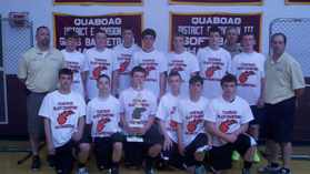 Grade 8 Champions - Team Mass 2013
