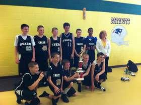 Grade 6 Champions - Team Mass 2011