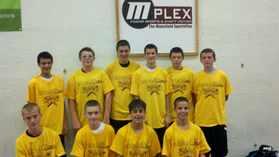 Grade 8 M-Plex Champions 2012