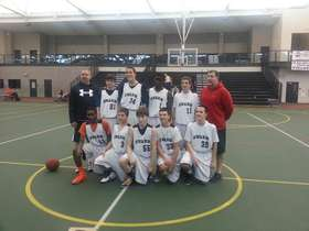 Grade 9 Under Armour Champions - 2012