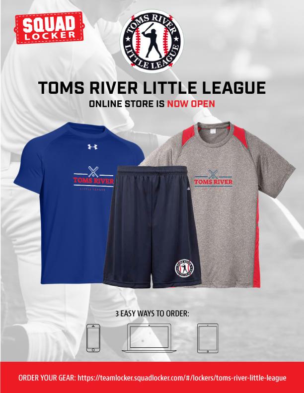 2018 TRLL Online Store
