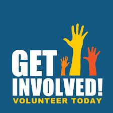 Get Involved Volunteer