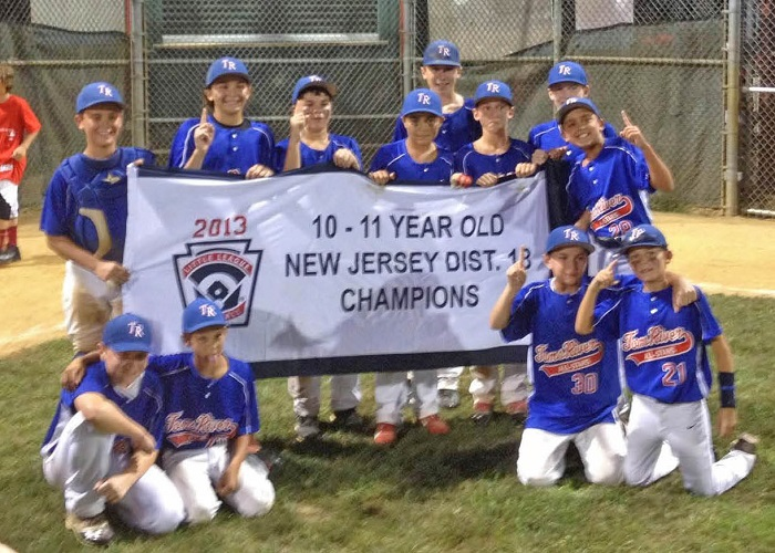 2013 11u All Star D18 Champs