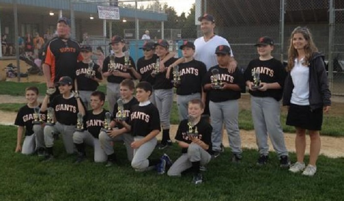 Giants - AAA Championship Runner-up