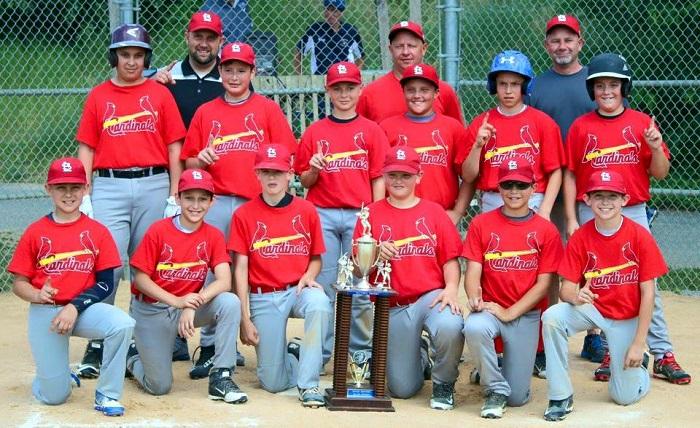 Cardinal 2016 Mayors Trophy