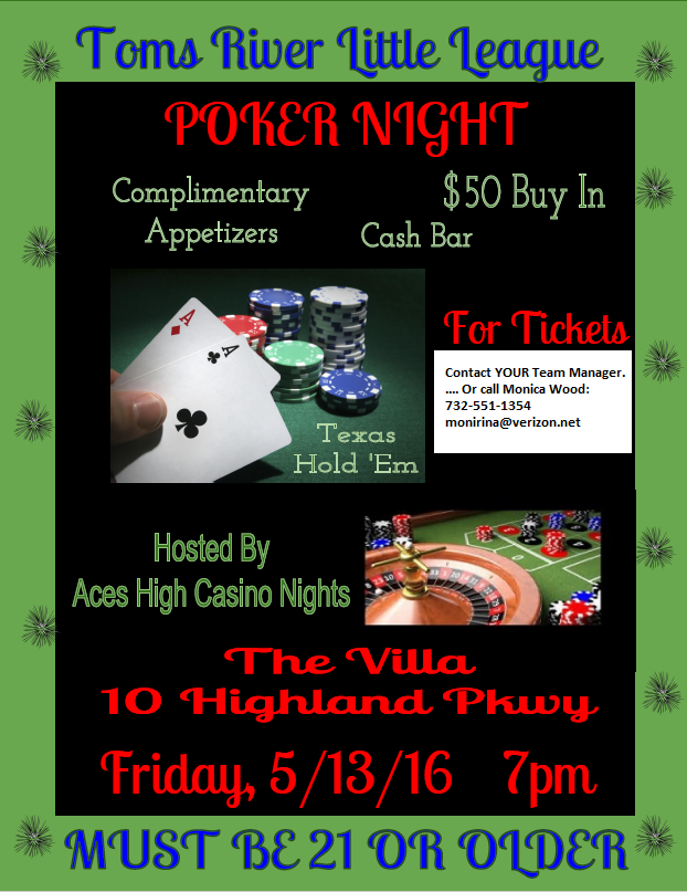 2016 Poker Night Flyer-b