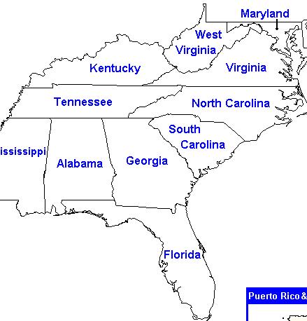 SE states