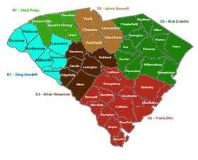2016 SC Map DAs