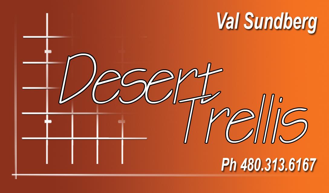 Desert Trellis image