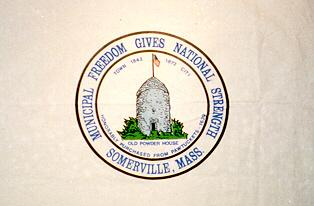 somerville flag