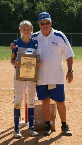 coach & daughter