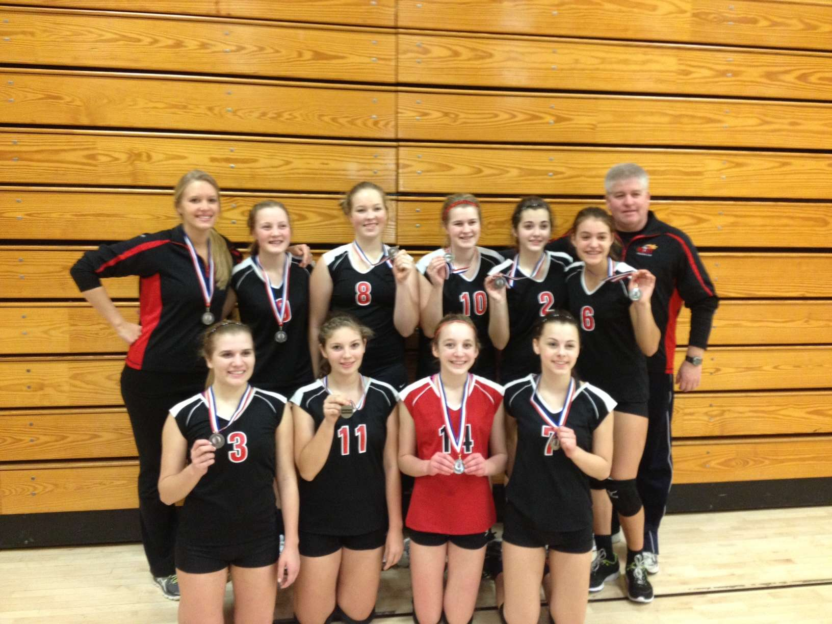 15-Black 2nd Place Fondy Fest
