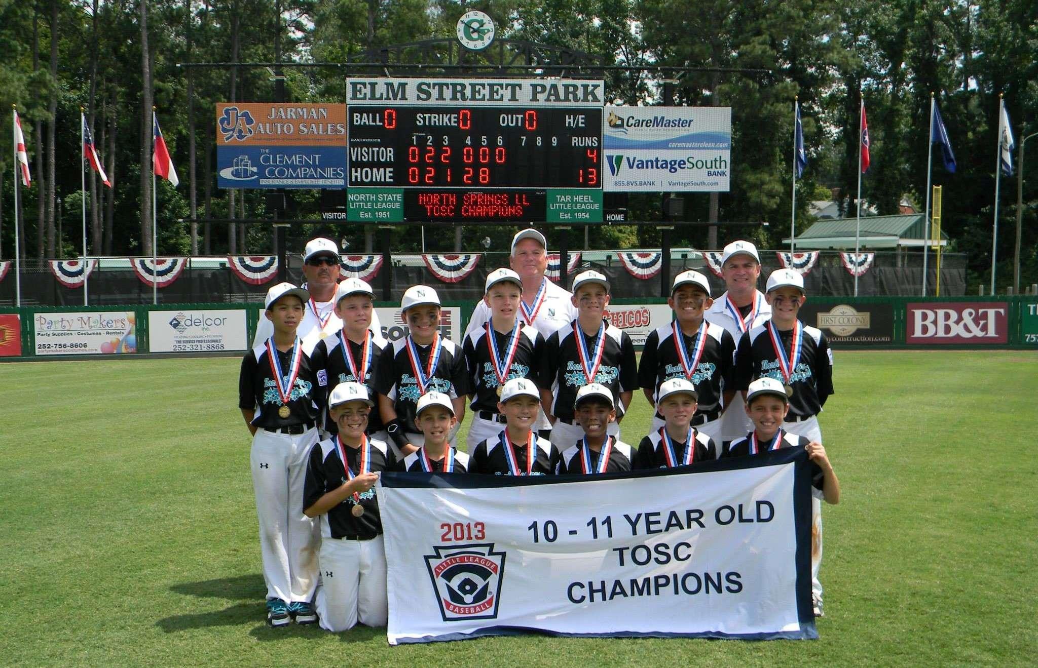 2013 champions