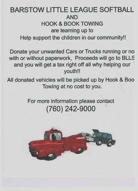 hooknbook fundraisers