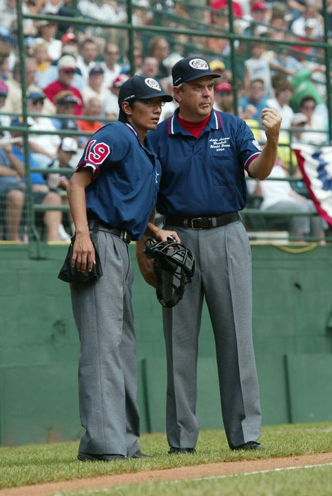 Home Plate Umpires