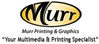 murr printing logo