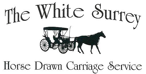 white surrey logo