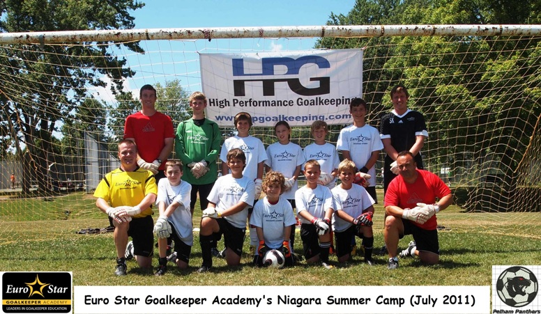 ESGA Niagara Summer Camp - July 2011