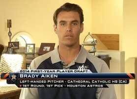 Brady Aiken Drafted