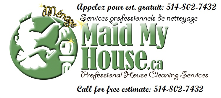 Maid My House Add Card