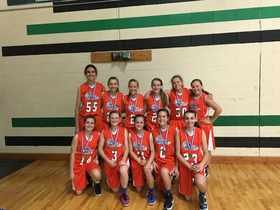 8th Grade Pigeon Forge Champions