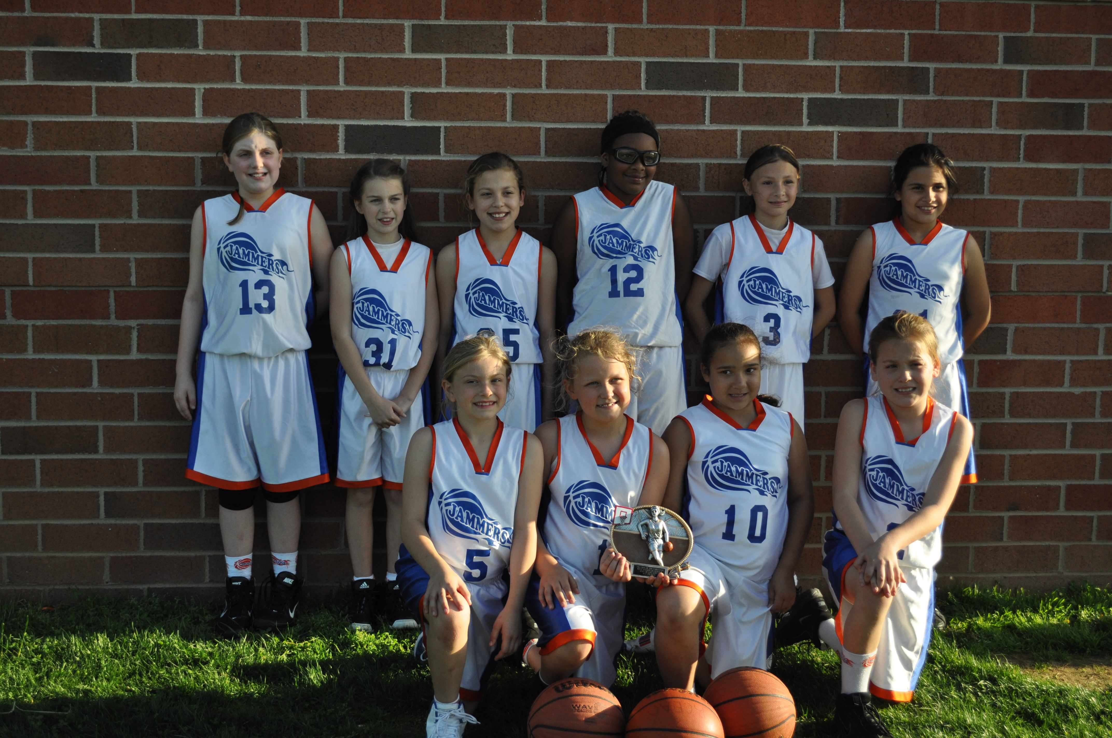 4th Grade YBOA West Reg Champs