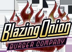 Blazin' Onion Logo