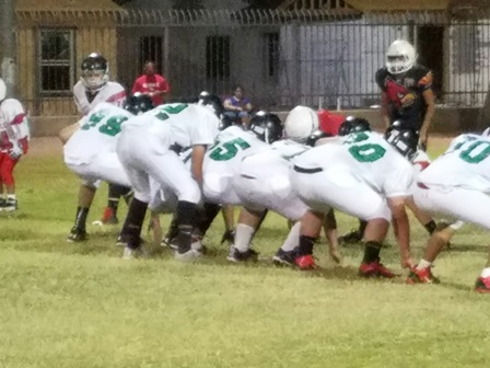 2016 South Central offense