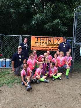Winners 2nd Annual Ledyard Fair Tourney