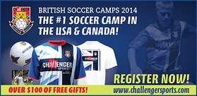 British Soccer Ad