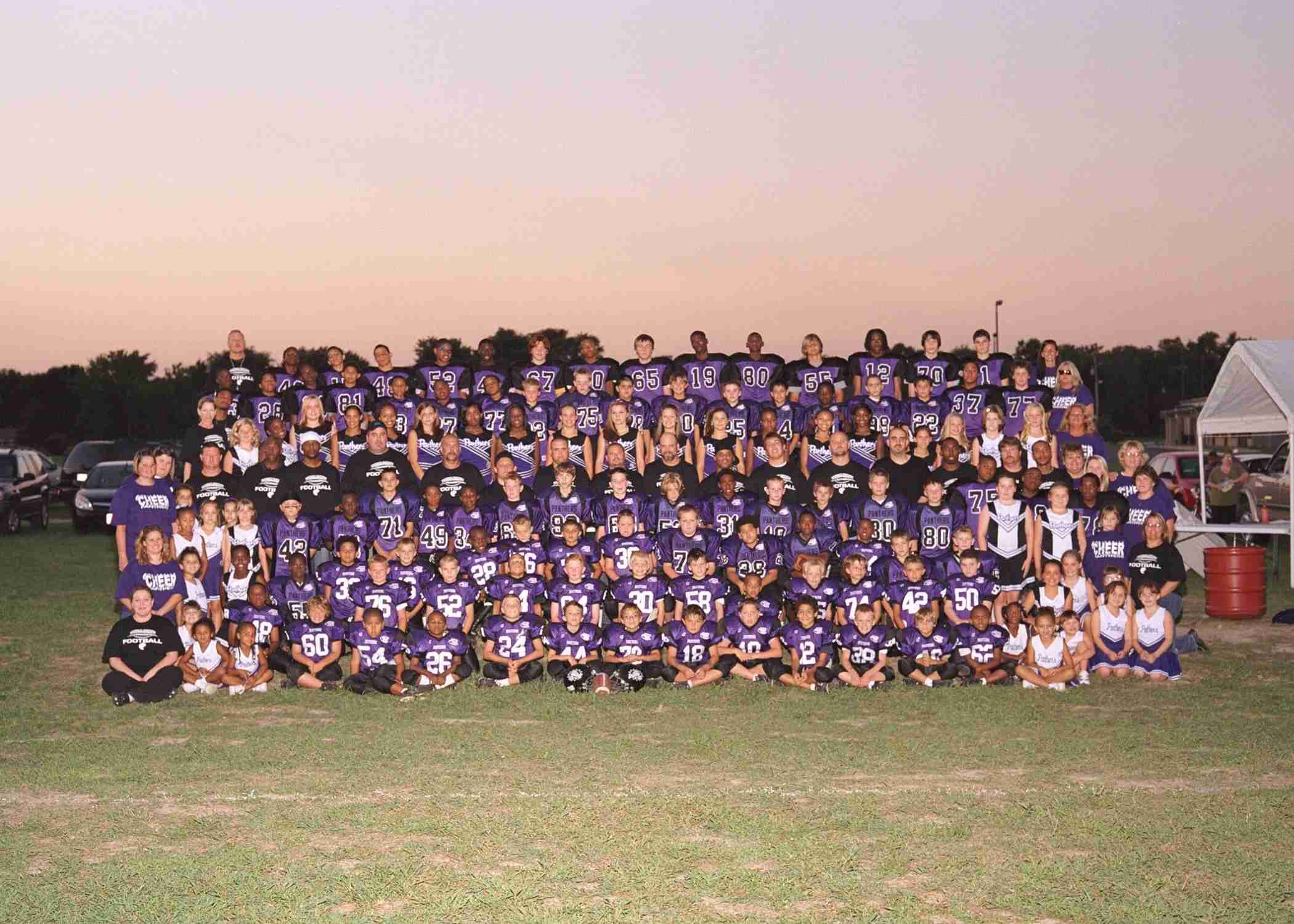 2007 Panther Family