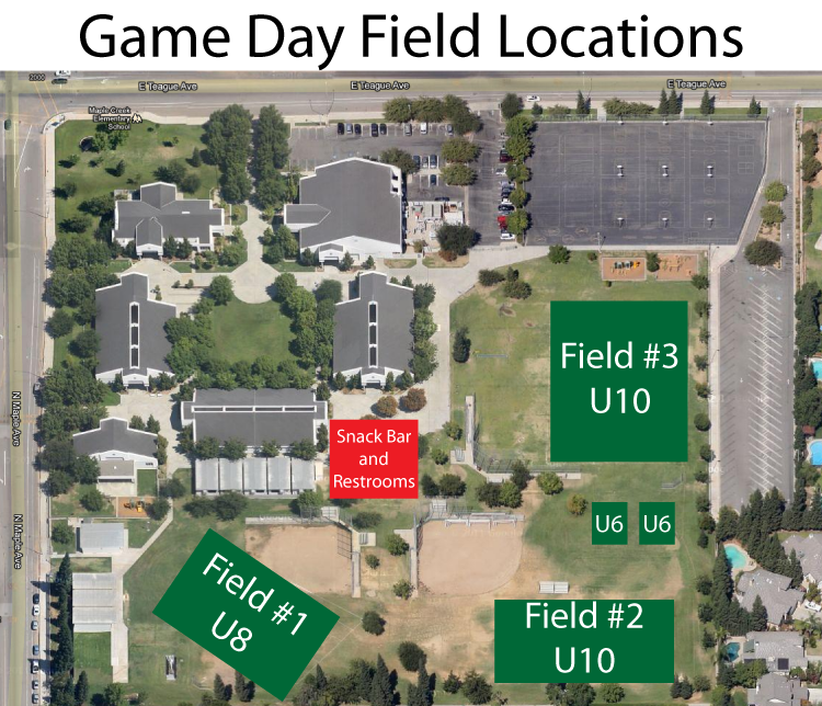 Game Day Fields